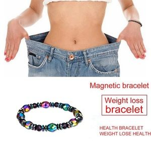 Weight loss magnetic bracelet